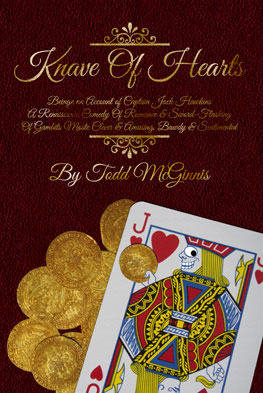 knave of hearts novel by todd mcginnis front cover image